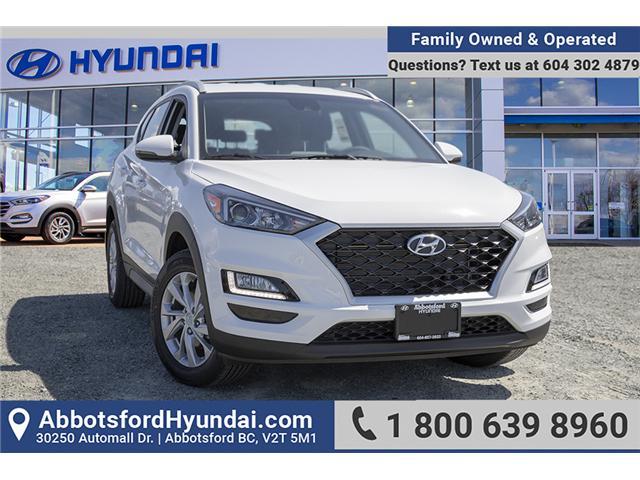 2019 Hyundai Tucson Preferred (Stk: KT974677) in Abbotsford - Image 1 of 26