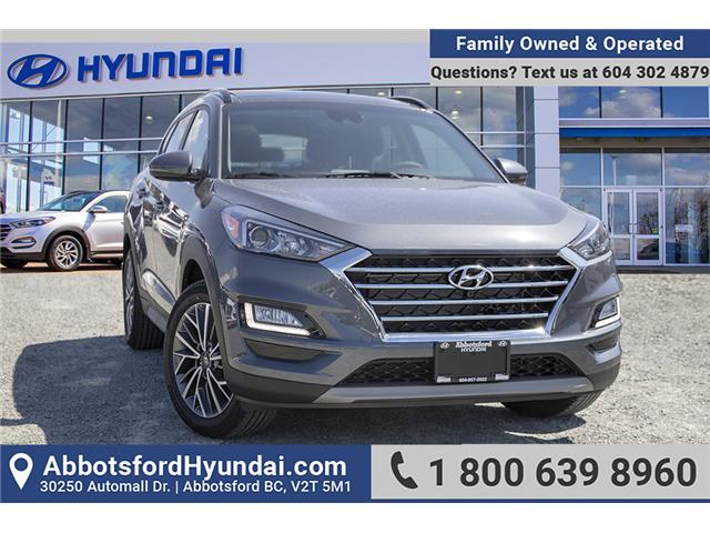 2019 Hyundai Tucson Luxury (Stk: KT986116) in Abbotsford - Image 1 of 26