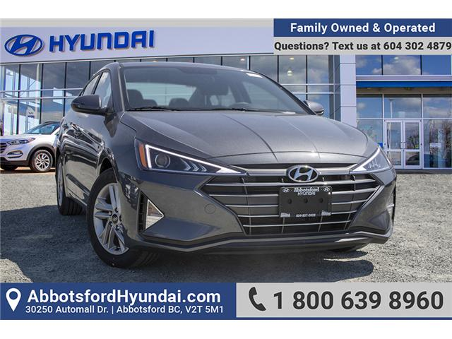 2020 Hyundai Elantra Preferred (Stk: LE897278) in Abbotsford - Image 1 of 25
