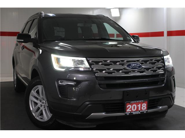 2018 Ford Explorer XLT (Stk: 298016S) in Markham - Image 1 of 27