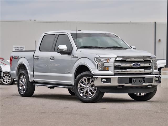 2016 Ford F-150 Lariat (Stk: 19F1519T) in St. Catharines - Image 1 of 24
