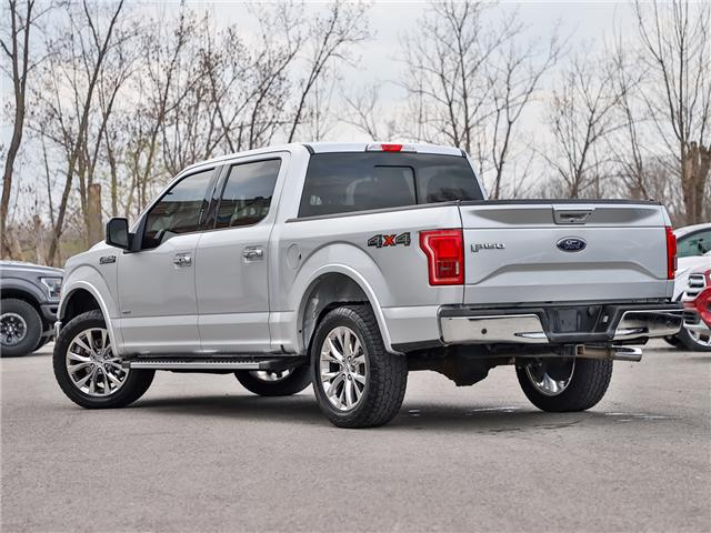 2016 Ford F-150 Lariat (Stk: 19F1519T) in  - Image 2 of 24