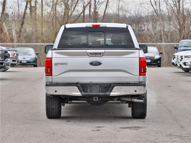 2016 Ford F-150 Lariat (Stk: 19F1519T) in St. Catharines - Image 3 of 24