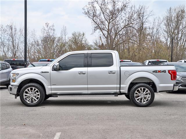 2016 Ford F-150 Lariat (Stk: 19F1519T) in St. Catharines - Image 4 of 24