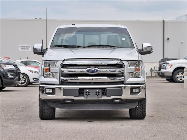 2016 Ford F-150 Lariat (Stk: 19F1519T) in St. Catharines - Image 5 of 24