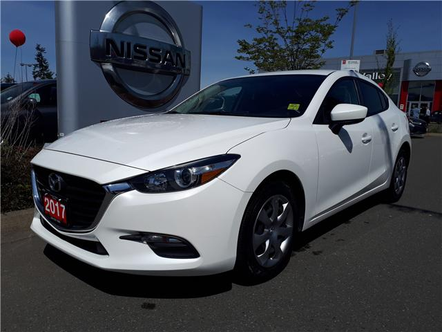 2017 Mazda Mazda3 GX (Stk: P0070) in Courtenay - Image 1 of 9