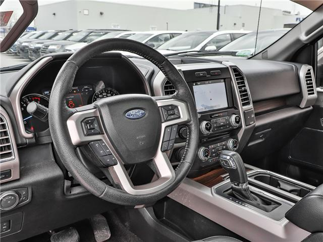 2016 Ford F-150 Lariat (Stk: 19F1519T) in St. Catharines - Image 13 of 24