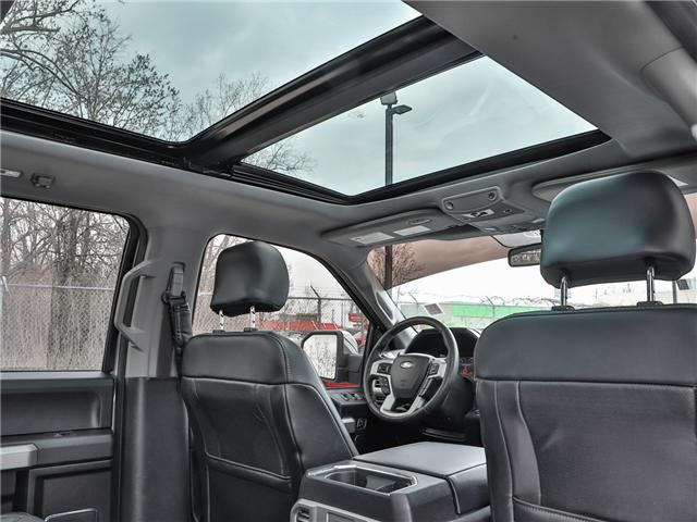 2016 Ford F-150 Lariat (Stk: 19F1519T) in St. Catharines - Image 11 of 24