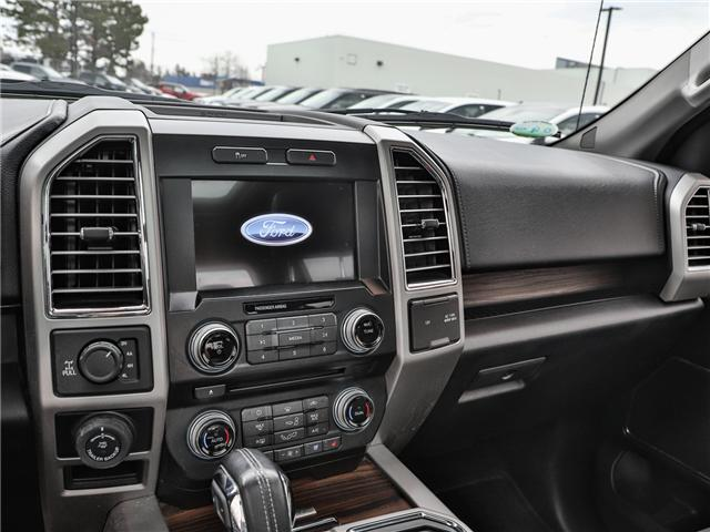 2016 Ford F-150 Lariat (Stk: 19F1519T) in St. Catharines - Image 17 of 24