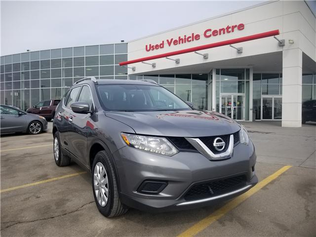 2015 Nissan Rogue S (Stk: 2190326A) in Calgary - Image 1 of 25