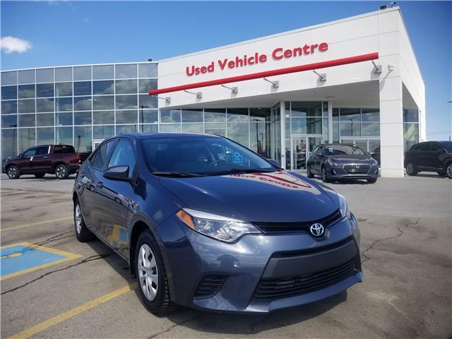 2015 Toyota Corolla CE (Stk: 2190768A) in Calgary - Image 1 of 22