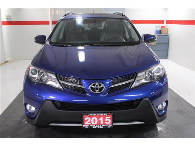 2015 Toyota RAV4 Limited (Stk: 298015S) in Markham - Image 3 of 27