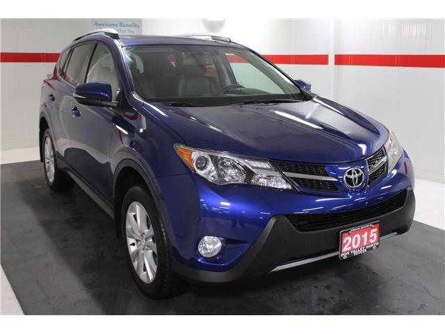 2015 Toyota RAV4 Limited (Stk: 298015S) in Markham - Image 2 of 27