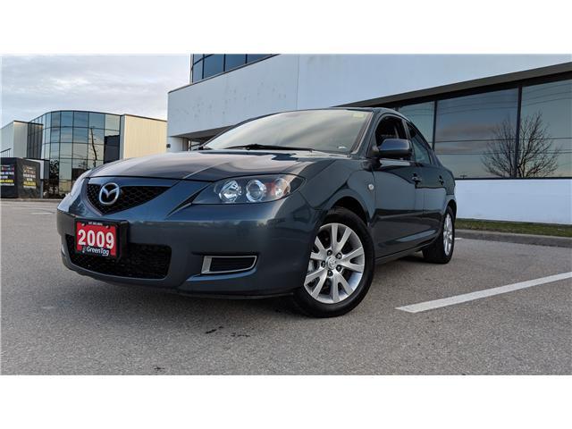 2009 Mazda Mazda3 GS (Stk: 5343) in Mississauga - Image 1 of 31