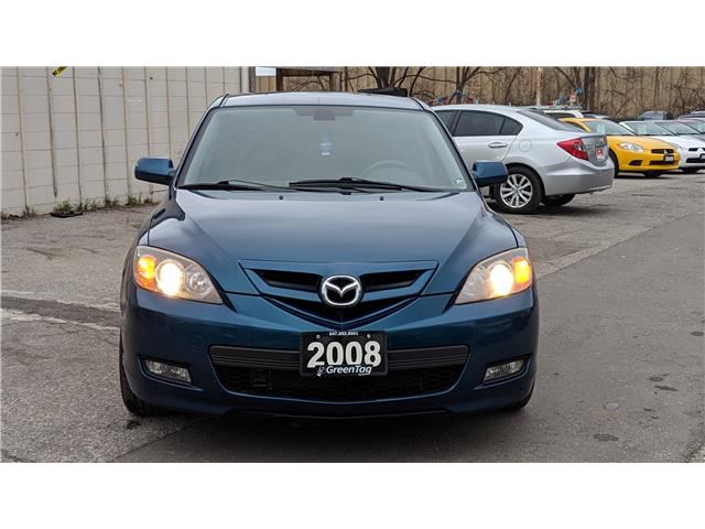 2008 Mazda Mazda3 Sport GS (Stk: 5346) in Mississauga - Image 2 of 25