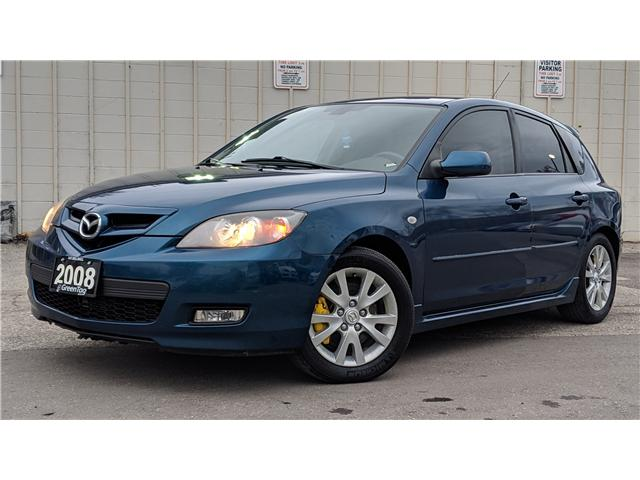 2008 Mazda Mazda3 Sport GS (Stk: 5346) in Mississauga - Image 1 of 25