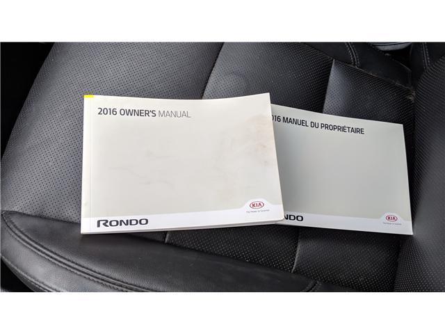 2016 Kia Rondo EX Luxury (Stk: 5349) in Mississauga - Image 26 of 29