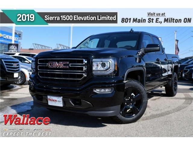 2019 GMC Sierra 1500 Limited Base (Stk: 151527) in Milton - Image 1 of 9