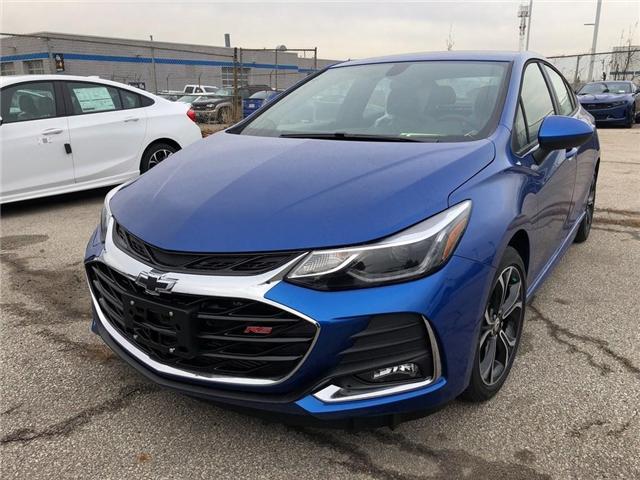 2019 Chevrolet Cruze LT (Stk: 129735) in BRAMPTON - Image 1 of 5