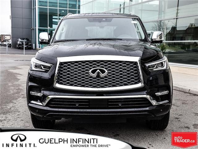 2019 Infiniti QX80 LUXE 7 Passenger (Stk: I6945) in Guelph - Image 2 of 26
