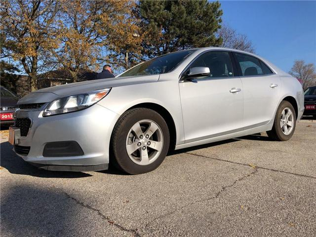2014 Chevrolet Malibu LS| B-Tooth| CD Player| Keyless Ent| Gas Saver! (Stk: 5225) in Stoney Creek - Image 2 of 27
