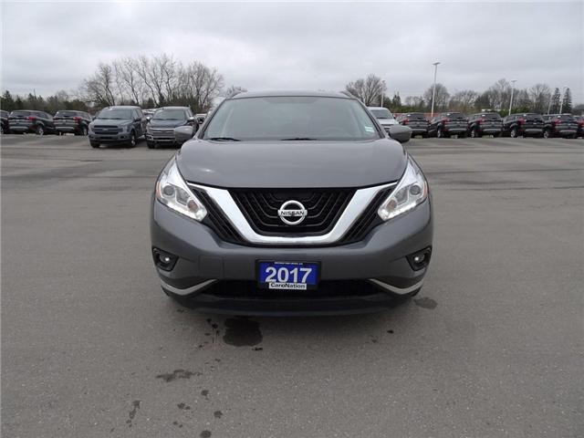 2017 Nissan Murano SV | AWD | BACK UP CAM | PANO ROOF | (Stk: DR70) in Brantford - Image 2 of 36