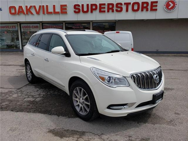 2013 Buick Enclave LEATHER | PANO SUNROOF | BLIND SPOT | B/U CAM (Stk: P12070) in Oakville - Image 2 of 24