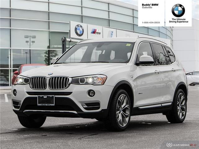 2017 BMW X3 xDrive28i (Stk: T698988A) in Oakville - Image 1 of 25