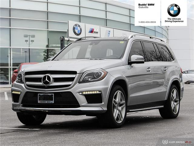 2015 Mercedes-Benz GL-Class Base (Stk: DB5568) in Oakville - Image 1 of 21