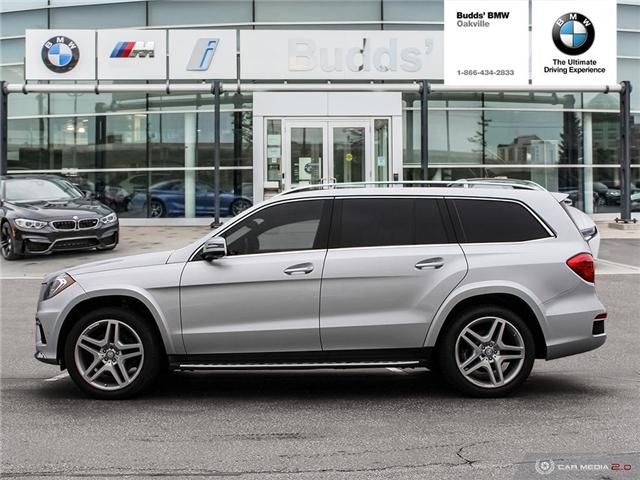 2015 Mercedes-Benz GL-Class Base (Stk: DB5568) in Oakville - Image 2 of 21