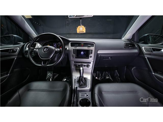 2017 Volkswagen Golf SportWagen 1.8 TSI Comfortline (Stk: CB19-42) in Kingston - Image 10 of 32