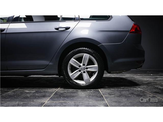 2017 Volkswagen Golf SportWagen 1.8 TSI Comfortline (Stk: CB19-42) in Kingston - Image 13 of 32