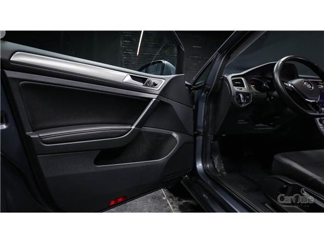 2017 Volkswagen Golf SportWagen 1.8 TSI Comfortline (Stk: CB19-42) in Kingston - Image 15 of 32
