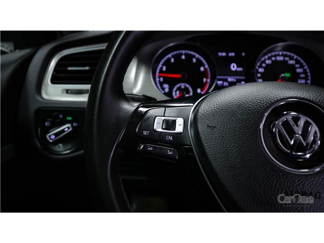 2017 Volkswagen Golf SportWagen 1.8 TSI Comfortline (Stk: CB19-42) in Kingston - Image 18 of 32
