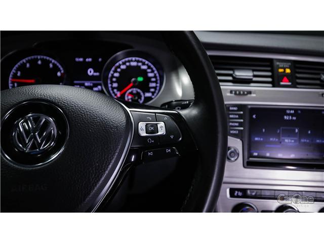 2017 Volkswagen Golf SportWagen 1.8 TSI Comfortline (Stk: CB19-42) in Kingston - Image 19 of 32