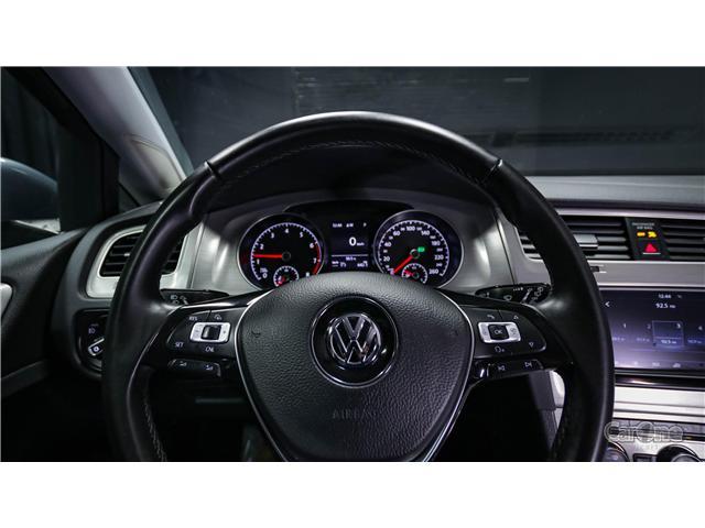 2017 Volkswagen Golf SportWagen 1.8 TSI Comfortline (Stk: CB19-42) in Kingston - Image 20 of 32