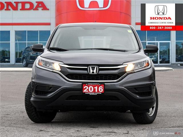 2016 Honda CR-V LX (Stk: 19265A) in Cambridge - Image 2 of 27