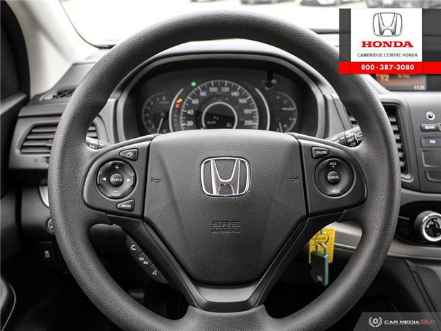 2016 Honda CR-V LX (Stk: 19265A) in Cambridge - Image 14 of 27