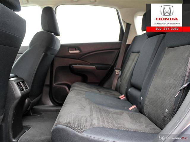 2016 Honda CR-V LX (Stk: 19265A) in Cambridge - Image 24 of 27