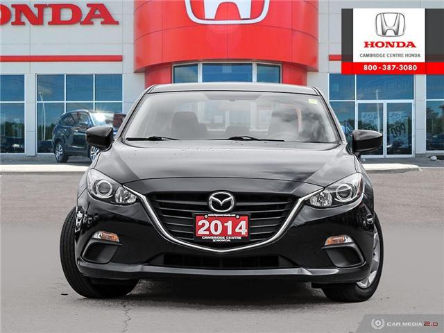 2014 Mazda Mazda3 GX-SKY (Stk: 19507A) in Cambridge - Image 2 of 27