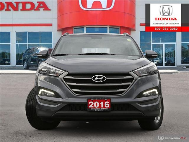 2016 Hyundai Tucson Luxury (Stk: 19637A) in Cambridge - Image 2 of 27