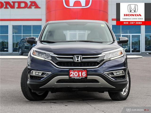 2016 Honda CR-V EX-L (Stk: 19629A) in Cambridge - Image 2 of 27