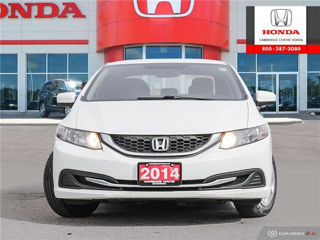 2014 Honda Civic LX (Stk: 19428B) in Cambridge - Image 2 of 27