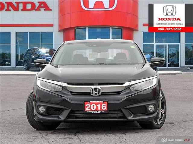 2016 Honda Civic Touring (Stk: 19692A) in Cambridge - Image 2 of 27