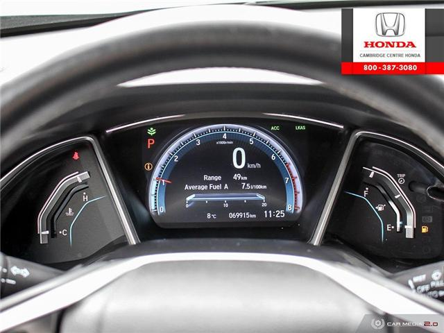2016 Honda Civic Touring (Stk: 19692A) in Cambridge - Image 15 of 27