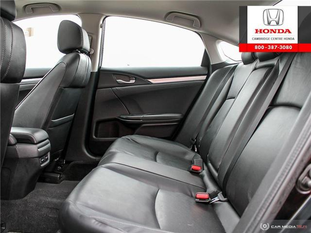 2016 Honda Civic Touring (Stk: 19692A) in Cambridge - Image 24 of 27