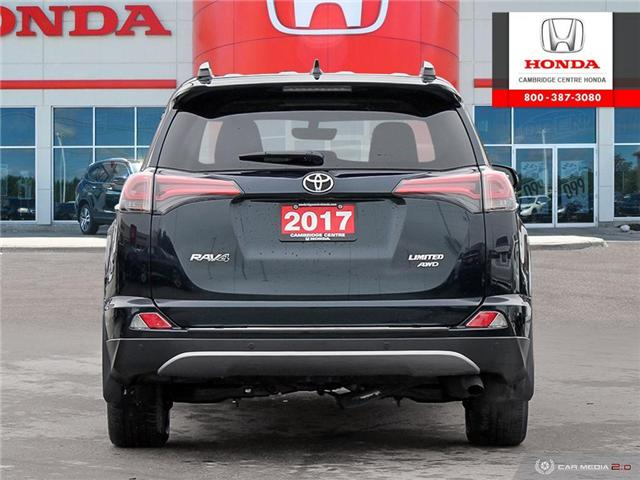 2017 Toyota RAV4 Limited (Stk: 19720A) in Cambridge - Image 5 of 27