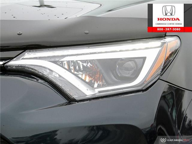 2017 Toyota RAV4 Limited (Stk: 19720A) in Cambridge - Image 10 of 27