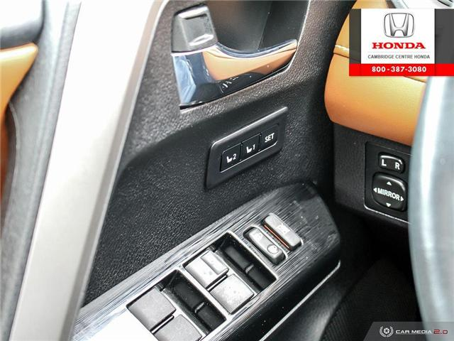 2017 Toyota RAV4 Limited (Stk: 19720A) in Cambridge - Image 17 of 27