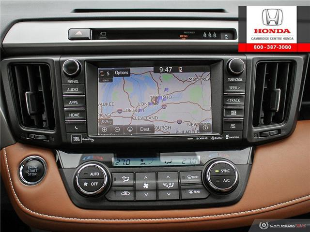 2017 Toyota RAV4 Limited (Stk: 19720A) in Cambridge - Image 21 of 27
